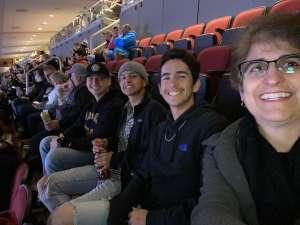 Shawna attended Arizona Coyotes vs. Carolina Hurricanes - NHL on Feb 6th 2020 via VetTix