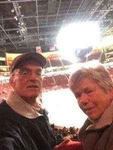 Keith attended Arizona Coyotes vs. Carolina Hurricanes - NHL on Feb 6th 2020 via VetTix