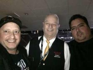 Ramon attended Arizona Coyotes vs. Carolina Hurricanes - NHL on Feb 6th 2020 via VetTix