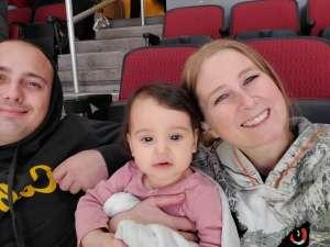 Kalani attended Arizona Coyotes vs. Carolina Hurricanes - NHL on Feb 6th 2020 via VetTix
