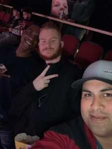 Miguel attended Arizona Coyotes vs. Carolina Hurricanes - NHL on Feb 6th 2020 via VetTix