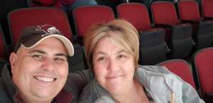 William attended Arizona Coyotes vs. Carolina Hurricanes - NHL on Feb 6th 2020 via VetTix