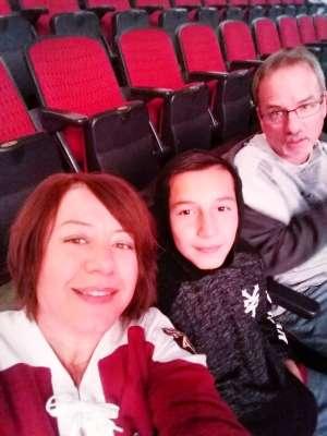 Scott attended Arizona Coyotes vs. Carolina Hurricanes - NHL on Feb 6th 2020 via VetTix
