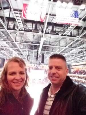 israel attended Arizona Coyotes vs. Carolina Hurricanes - NHL on Feb 6th 2020 via VetTix