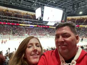 Doug attended Arizona Coyotes vs. Carolina Hurricanes - NHL on Feb 6th 2020 via VetTix