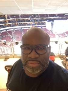 (AJ) attended Arizona Coyotes vs. Carolina Hurricanes - NHL on Feb 6th 2020 via VetTix