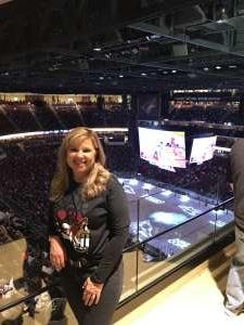 Aaron attended Arizona Coyotes vs. Carolina Hurricanes - NHL on Feb 6th 2020 via VetTix
