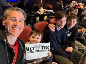 Kris attended Arizona Coyotes vs. Carolina Hurricanes - NHL on Feb 6th 2020 via VetTix