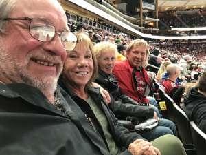 Charles attended Arizona Coyotes vs. Carolina Hurricanes - NHL on Feb 6th 2020 via VetTix