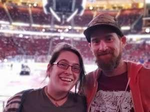 Daryl D attended Arizona Coyotes vs. Carolina Hurricanes - NHL on Feb 6th 2020 via VetTix