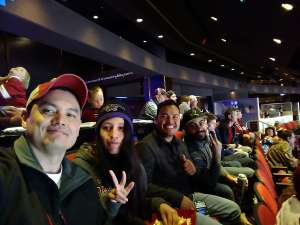 Rodolfo attended Arizona Coyotes vs. Carolina Hurricanes - NHL on Feb 6th 2020 via VetTix