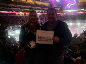 Paul attended Arizona Coyotes vs. Florida Panthers - NHL on Feb 25th 2020 via VetTix