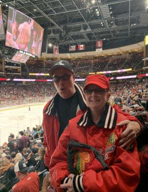 Robert attended Arizona Coyotes vs. Florida Panthers - NHL on Feb 25th 2020 via VetTix
