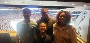 Carlos attended Arizona Coyotes vs. Florida Panthers - NHL on Feb 25th 2020 via VetTix