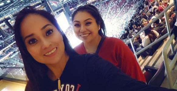 Crystal attended Arizona Coyotes vs. Florida Panthers - NHL on Feb 25th 2020 via VetTix