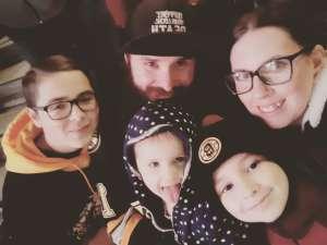 Tj Welch attended Arizona Coyotes vs. Florida Panthers - NHL on Feb 25th 2020 via VetTix