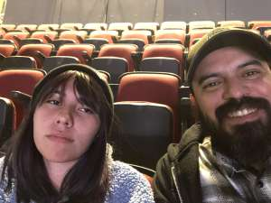 Ricardo attended Arizona Coyotes vs. Florida Panthers - NHL on Feb 25th 2020 via VetTix