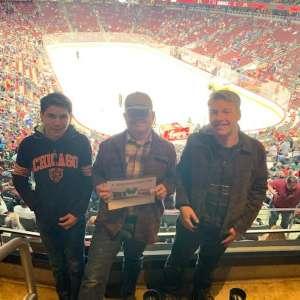 Jim attended Arizona Coyotes vs. Florida Panthers - NHL on Feb 25th 2020 via VetTix