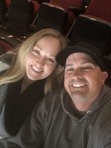 Gregory attended Arizona Coyotes vs. Florida Panthers - NHL on Feb 25th 2020 via VetTix