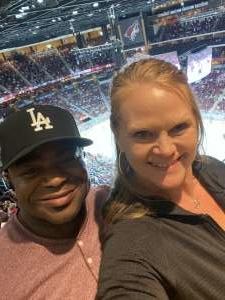 Tonya attended Arizona Coyotes vs. Florida Panthers - NHL on Feb 25th 2020 via VetTix