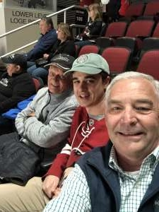 Jack attended Arizona Coyotes vs. Florida Panthers - NHL on Feb 25th 2020 via VetTix