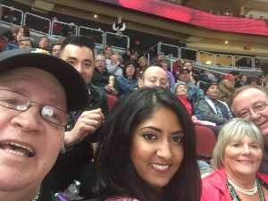 Michael attended Arizona Coyotes vs. Florida Panthers - NHL on Feb 25th 2020 via VetTix