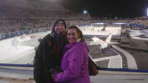 Edward attended 2020 Navy Federal Credit Union NHL Stadium Series - Los Angeles Kings vs. Colorado Avalanche on Feb 15th 2020 via VetTix