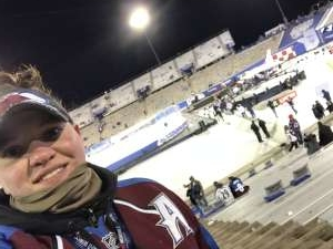 Sarah attended 2020 Navy Federal Credit Union NHL Stadium Series - Los Angeles Kings vs. Colorado Avalanche on Feb 15th 2020 via VetTix