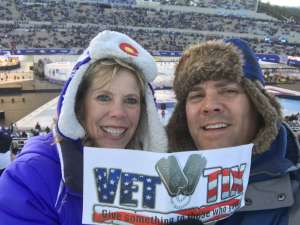 Randy attended 2020 Navy Federal Credit Union NHL Stadium Series - Los Angeles Kings vs. Colorado Avalanche on Feb 15th 2020 via VetTix