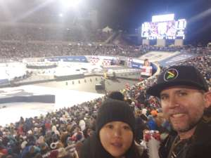 DALE  attended 2020 Navy Federal Credit Union NHL Stadium Series - Los Angeles Kings vs. Colorado Avalanche on Feb 15th 2020 via VetTix