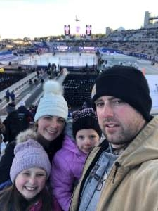 Cassy attended 2020 Navy Federal Credit Union NHL Stadium Series - Los Angeles Kings vs. Colorado Avalanche on Feb 15th 2020 via VetTix