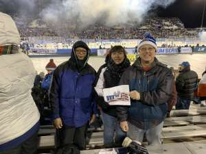 Sean attended 2020 Navy Federal Credit Union NHL Stadium Series - Los Angeles Kings vs. Colorado Avalanche on Feb 15th 2020 via VetTix
