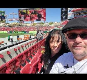 Kevin attended Tampa Bay Vipers vs. Houston Roughnecks - XFL on Feb 22nd 2020 via VetTix