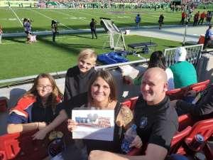 Heather attended Tampa Bay Vipers vs. Houston Roughnecks - XFL on Feb 22nd 2020 via VetTix