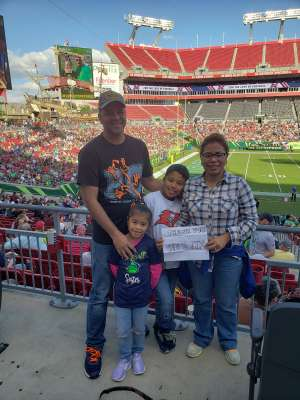 Click To Read More Feedback from Tampa Bay Vipers vs. Houston Roughnecks - XFL