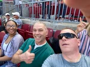 Sean attended Tampa Bay Vipers vs. Houston Roughnecks - XFL on Feb 22nd 2020 via VetTix