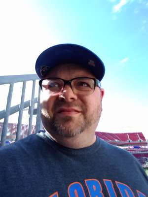 Robert attended Tampa Bay Vipers vs. Houston Roughnecks - XFL on Feb 22nd 2020 via VetTix