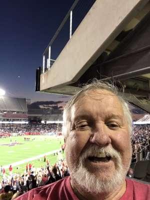 Grady attended Houston Roughnecks vs. Los Angeles Wildcats - Xfl on Feb 8th 2020 via VetTix