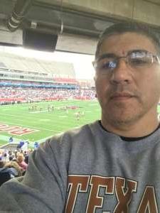 Jimmy attended Houston Roughnecks vs. Los Angeles Wildcats - Xfl on Feb 8th 2020 via VetTix