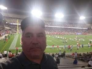 Walter attended Houston Roughnecks vs. Los Angeles Wildcats - Xfl on Feb 8th 2020 via VetTix