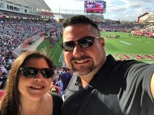 Gerardo attended Houston Roughnecks vs. Los Angeles Wildcats - Xfl on Feb 8th 2020 via VetTix