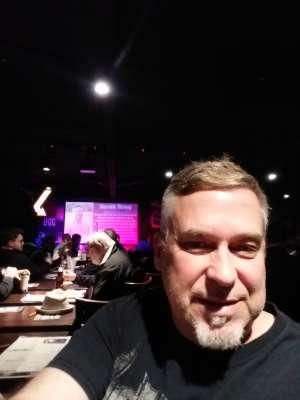 James Stanton attended Stand Up Live - Huntsville Alabama on Mar 13th 2020 via VetTix