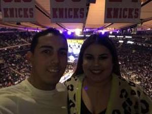 Juan attended New York Knicks vs. Brooklyn Nets - NBA on Jan 26th 2020 via VetTix
