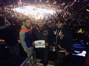 Ron attended New York Knicks vs. Brooklyn Nets - NBA on Jan 26th 2020 via VetTix