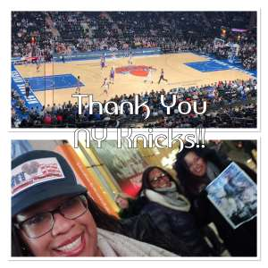 Click To Read More Feedback from New York Knicks vs. Brooklyn Nets - NBA