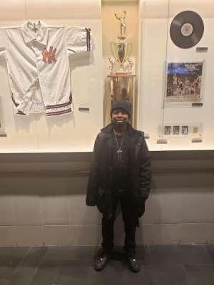 Gary attended New York Knicks vs. Brooklyn Nets - NBA on Jan 26th 2020 via VetTix
