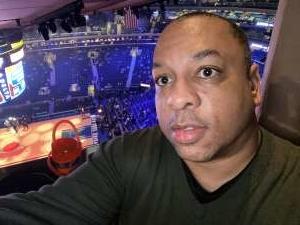 devon attended New York Knicks vs. Brooklyn Nets - NBA on Jan 26th 2020 via VetTix