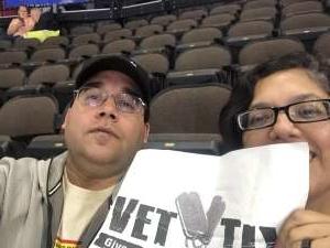 Ruben attended Jacksonville Icemen vs. Florida Everblades - ECHL on Feb 23rd 2020 via VetTix