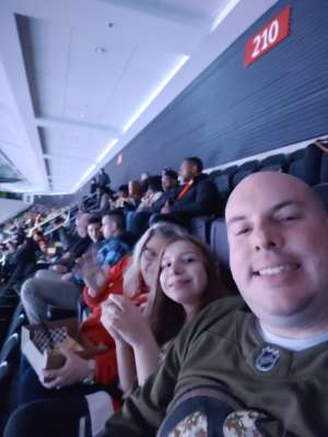 Gregory attended New Jersey Devils vs. Los Angeles Kings - NHL on Feb 8th 2020 via VetTix