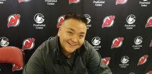 Lawrence attended New Jersey Devils vs. Los Angeles Kings - NHL on Feb 8th 2020 via VetTix